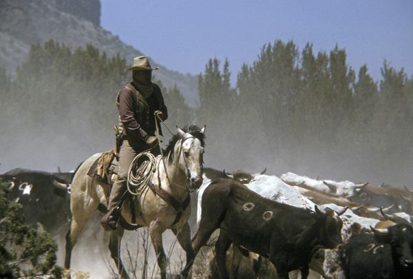 """The Cowboys""John Wayne1972 Warner Brothers © 1978 David Sutton - Image 3370_0685"