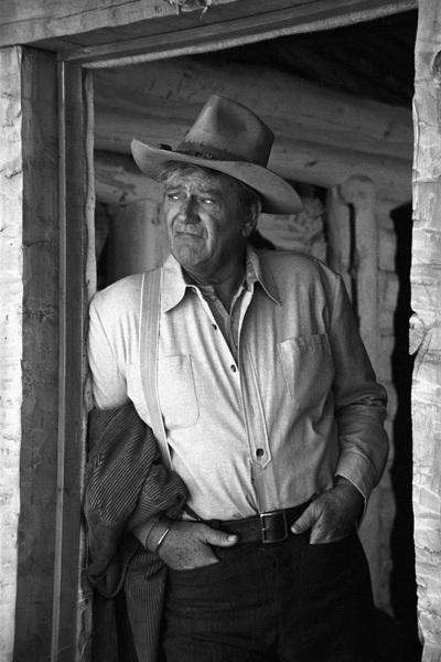 """The Cowboys""John Wayne1972 Warner Brothers © 1978 David Sutton - Image 3370_0693"