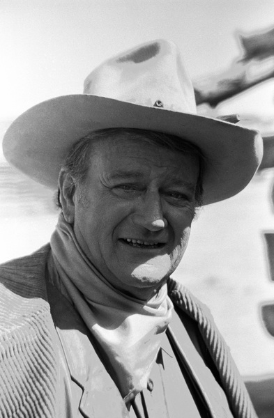 """The Cowboys"" John Wayne 1972 Warner Brothers © 1978 David Sutton - Image 3370_0706"
