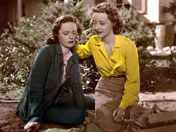 """Dark Victory""Bette Davis, Geraldine Fitzgerald1939 First National**I.V. - Image 3385_0028"