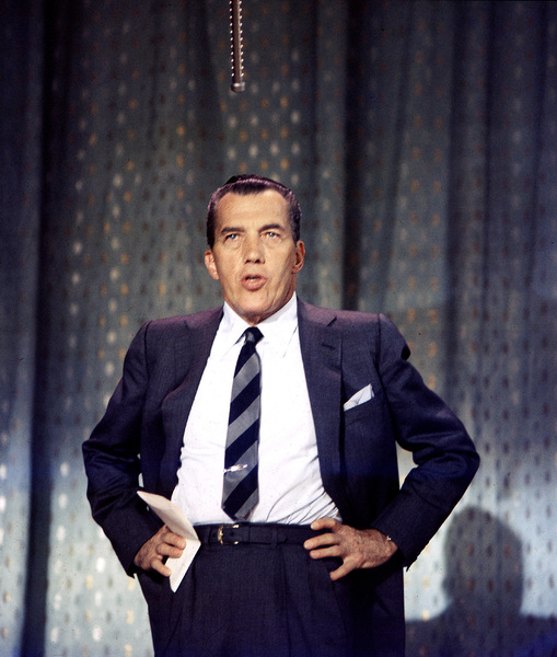 """""""Ed Sullivan Show""""Ed Sullivan C. 1965**I.V. - Image 3412_0010"""