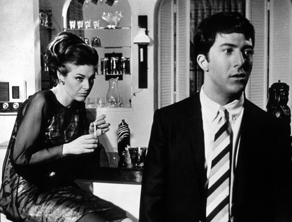 """The Graduate""Dustin Hoffman, Anne Bancroft1967 U/A - Image 3461_0023"