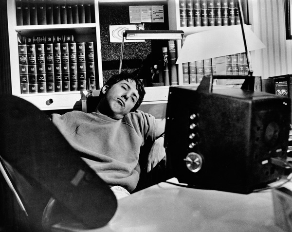 """""""The Graduate""""Dustin Hoffman1967 Embassy Pictures Corporation - Image 3461_0024"""