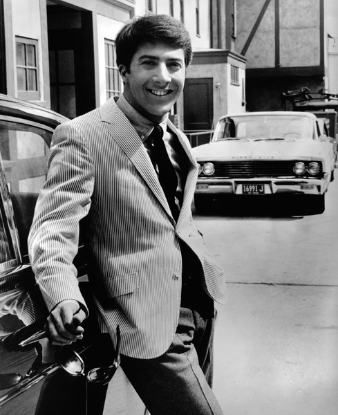 """The Graduate""Dustin Hoffman1967 Embassy Pictures Corporation - Image 3461_0027"
