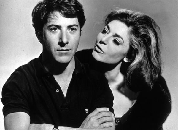 """The Graduate""Dustin Hoffman, Anne Bancroft1967 U/A - Image 3461_0030"