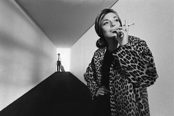 """The Graduate""Dustin Hoffman, Anne Bancroft1967© 1978 Bob Willoughby - Image 3461_0200"