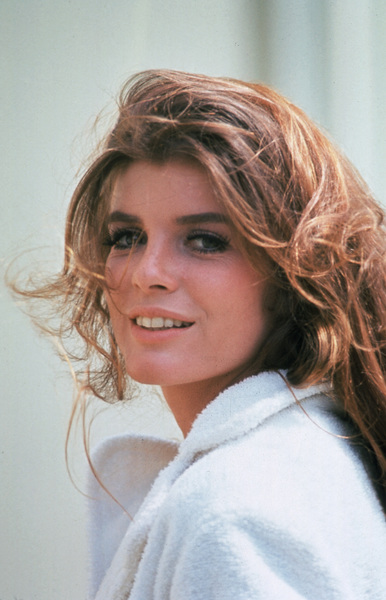 """The Graduate"" Katharine Ross1967 UA/Embassy © 1978 Bob Willoughby - Image 3461_0310"