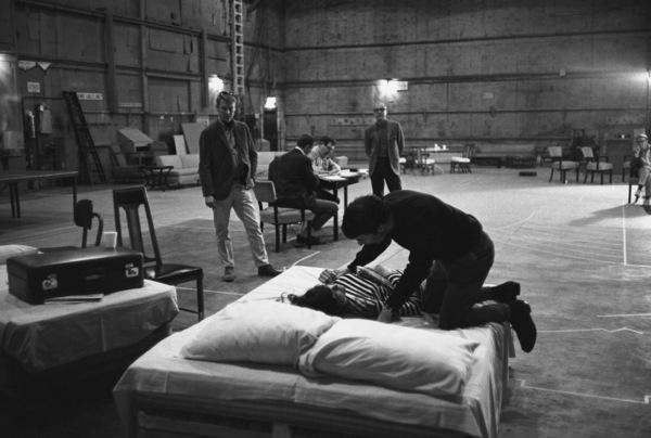 """The Graduate""Director Mike Nichols, editor Sam O"