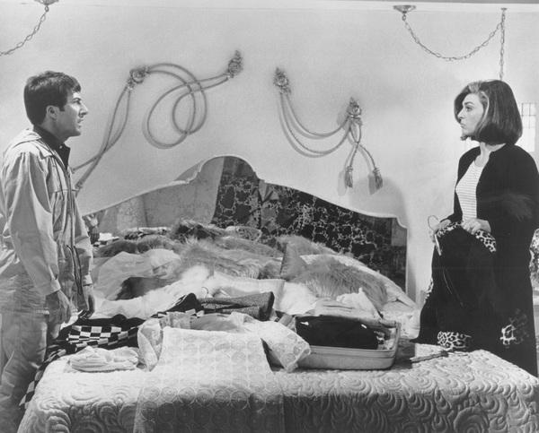 """The Graduate"" Dustin Hoffman &  Anne Bancroft1967 UA/ Embassy - Image 3461_0322"