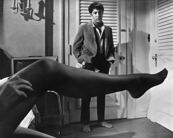 """The Graduate""Dustin Hoffman, Anne Bancroft1967 U/A - Image 3461_0326"