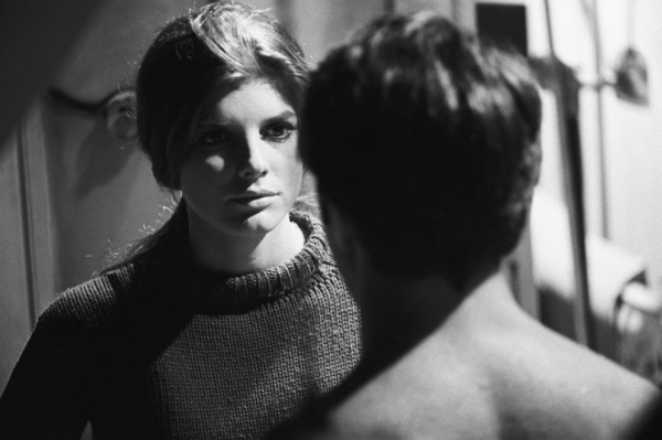 """The Graduate""Katharine Ross, Dustin Hoffman1967© 1978 Bob Willoughby - Image 3461_0343"
