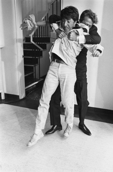 """The Graduate""Dustin Hoffman, Murray Hamilton1967 United Artists © 1978 Bob Willoughby - Image 3461_0347"