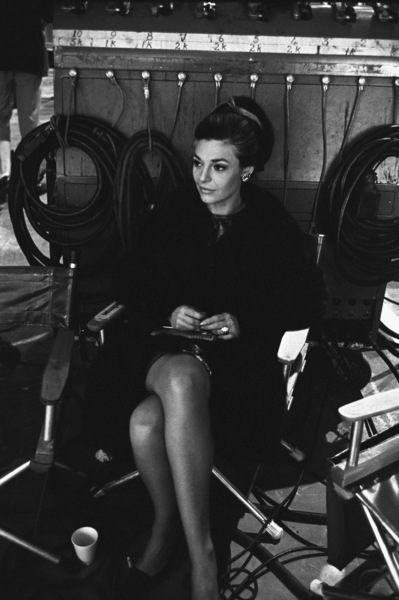 """The Graduate""Anne Bancroft1967© 1978 Bob Willoughby - Image 3461_0348"