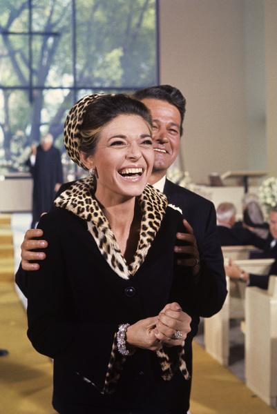 """""""The Graduate""""Anne Bancroft, Murray Hamilton1967© 1978 Bob Willoughby - Image 3461_0355"""