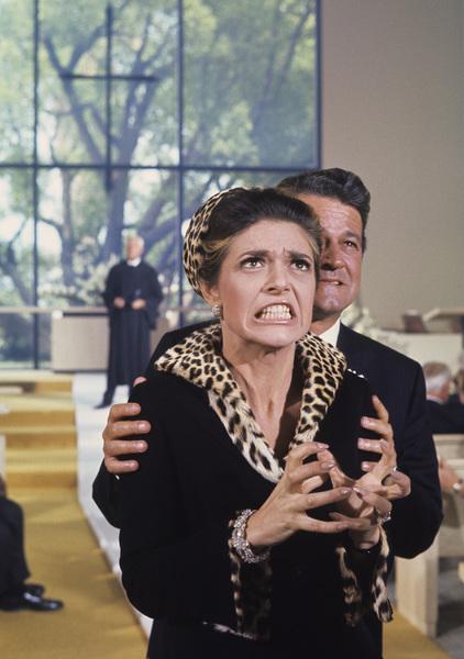 """""""The Graduate""""Anne Bancroft, Murray Hamilton1967© 1978 Bob Willoughby - Image 3461_0357"""