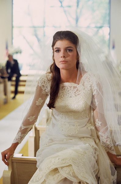 """""""The Graduate""""Katharine Ross 1967© 1978 Bob Willoughby - Image 3461_0359"""