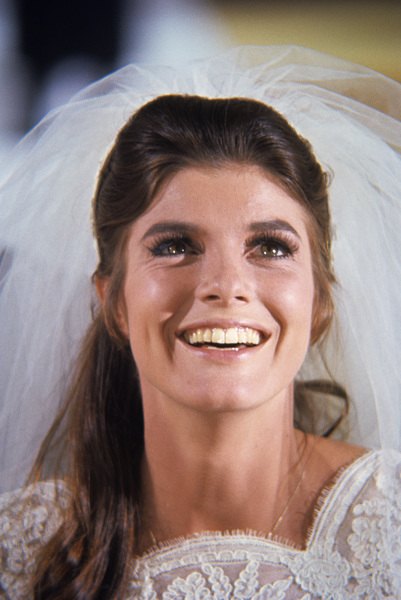 """""""The Graduate""""Katharine Ross1967© 1978 Bob Willoughby - Image 3461_0360"""