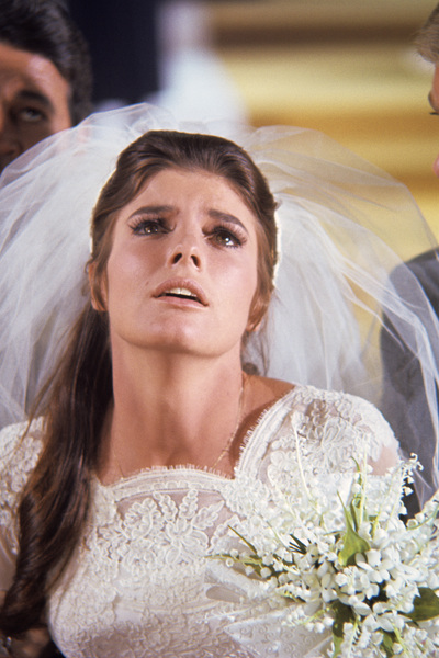 """""""The Graduate""""Katharine Ross1967© 1978 Bob Willoughby - Image 3461_0370"""