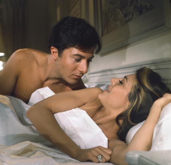 """The Graduate""Dustin Hoffman, Anne Bancroft1967 UA / Embassy** I.V. - Image 3461_0381"