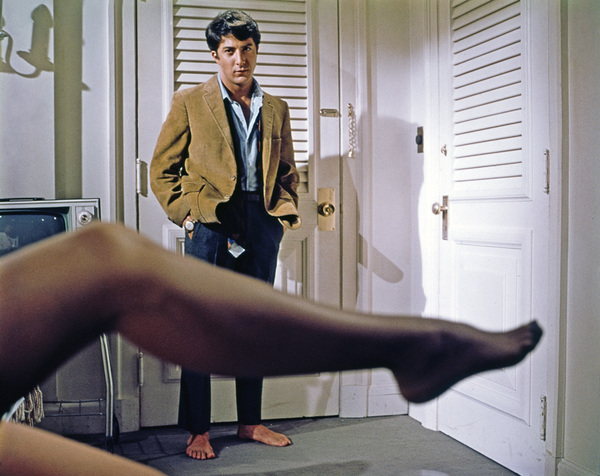 """The Graduate""Dustin Hoffman1967 Embassy Pictures** I.V. - Image 3461_0384"