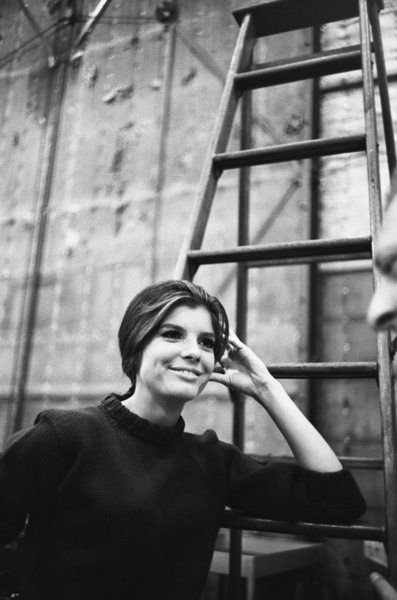 """The Graduate""Katharine Ross1967 United Artists© 1978 Bob Willoughby - Image 3461_0569"