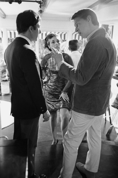 """""""The Graduate""""Dustin Hoffman, Anne Bancroft, director Mike Nichols1967 United Artists© 1978 Bob Willoughby - Image 3461_0655"""