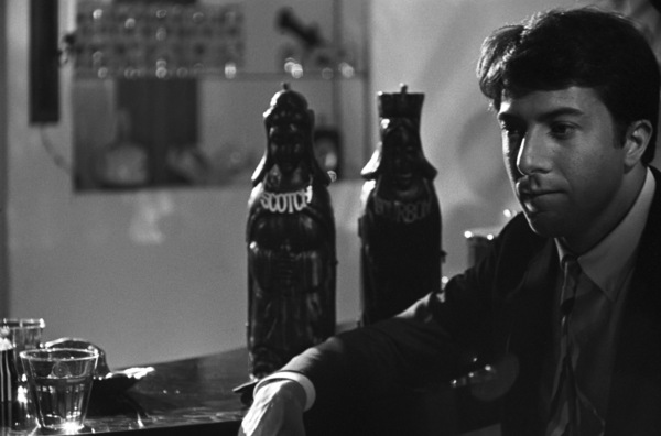 """The Graduate""Dustin Hoffman1967 United Artists© 1978 Bob Willoughby - Image 3461_0679"