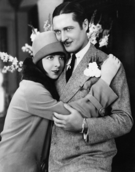 """Happiness Ahead""Colleen Moore, Edmund Lowe1928 First National Pictures - Image 3475_0014"
