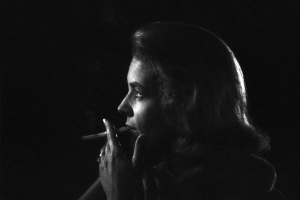 """""""Harper""""Lauren Bacall1966 © 1978 David Sutton - Image 3477_0127"""