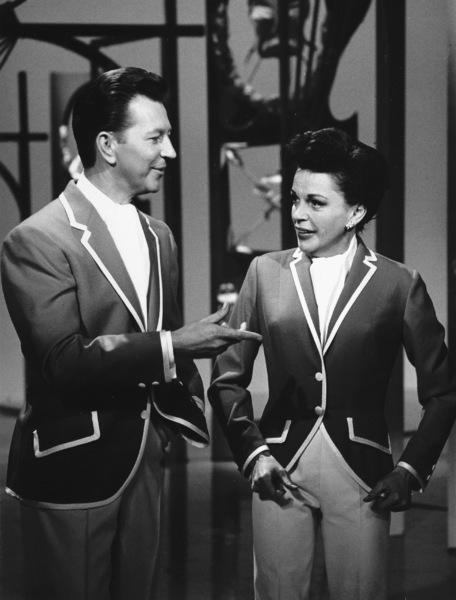 """The Judy Garland Show""Judy Garland and Donald O"