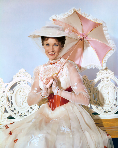 """Mary Poppins""Julie Andrews1964 Disney**  I.V. - Image 3581_0037"