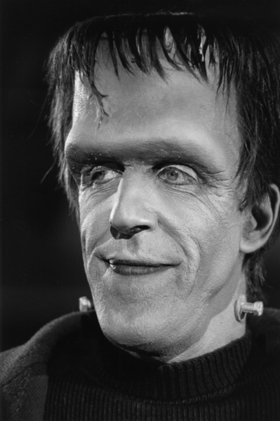 """""""The Munsters""""Fred Gwynne1964© 1978 Bob Willoughby - Image 3600_0106"""