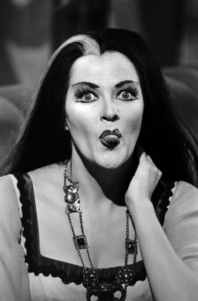 """The Munsters""Yvonne De Carlocirca 1965 © 1978 Bob Willoughby - Image 3600_0118"