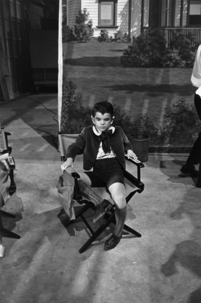 """""""The Munsters""""Butch Patrick1964© 1978 Bob Willoughby - Image 3600_0126"""