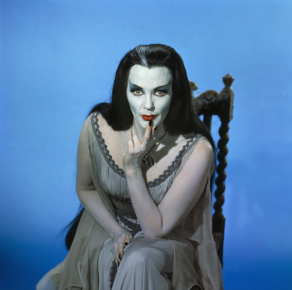 """The Munsters""Yvonne De Carlocirca 1965** I.V. - Image 3600_0239"