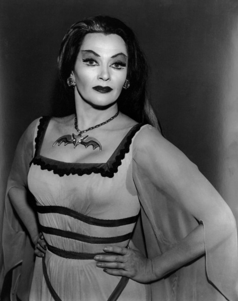 """The Munsters""Yvonne De Carlocirca 1965** Part of the Kevin Burns Collection - Image 3600_0248"