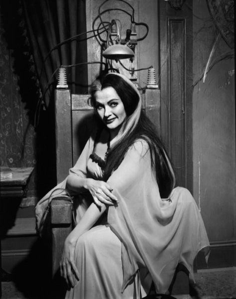 """""""The Munsters""""Yvonne De Carlocirca 1964** Part of the Kevin Burns Collection - Image 3600_0284"""