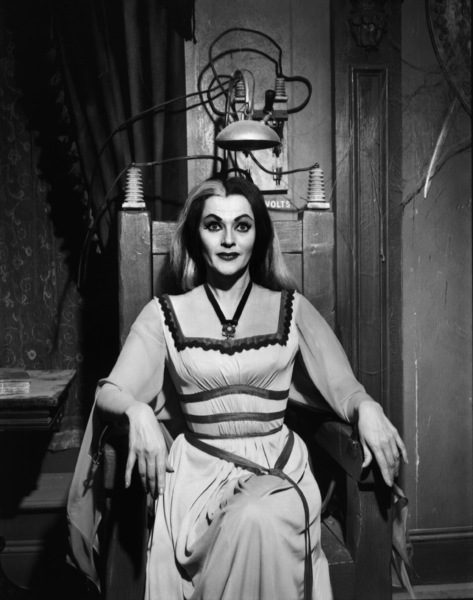 """The Munsters""Yvonne De Carlocirca 1964** Part of the Kevin Burns Collection - Image 3600_0285"