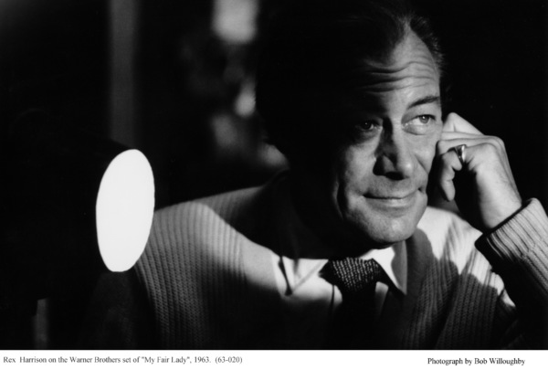 """My Fair Lady""Rex Harrison1963 / Warner Brothers © 1978 Bob Willoughby - Image 3604_0610"