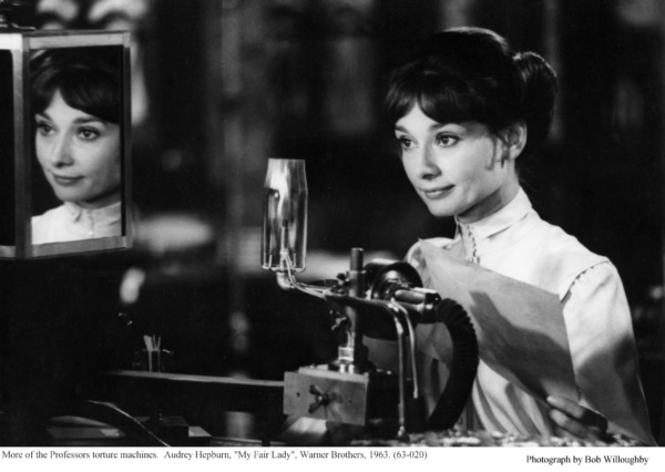 """""""My Fair Lady""""Audrey Hepburn1963 / Warner Brothers © 1978 Bob Willoughby - Image 3604_0824"""