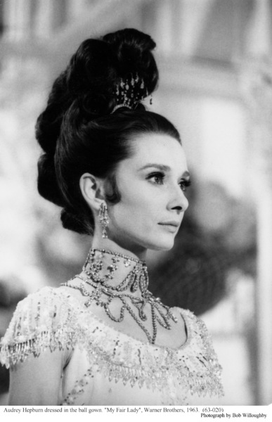 """""""My Fair Lady""""Audrey Hepburn1963 / Warner Brothers © 1978 Bob Willoughby - Image 3604_0860"""