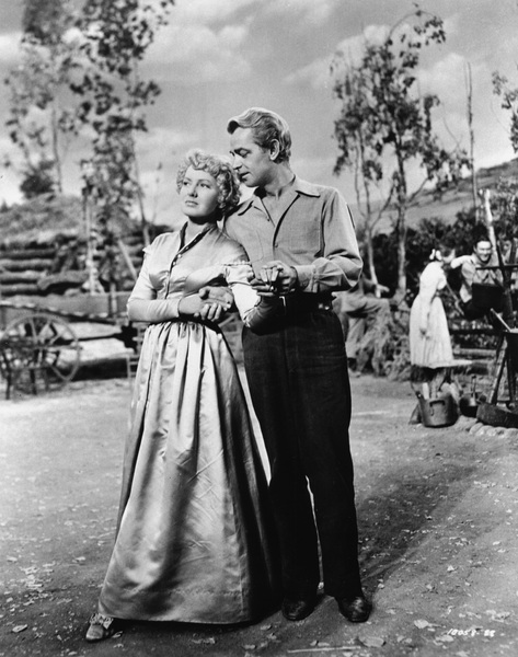 """Shane""Jean Arthur, Alan Ladd1953 Paramount Pictures** R.C. - Image 3715_0004"