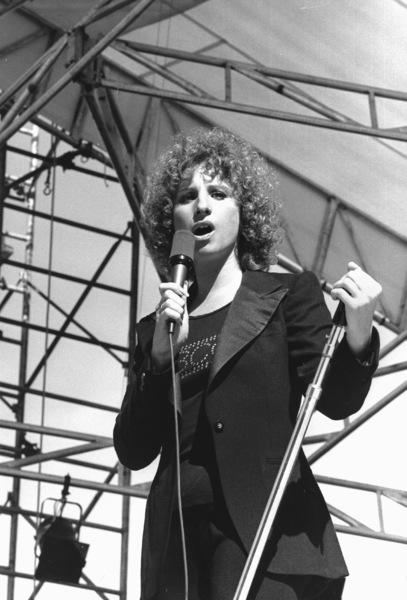 """A Star is Born""Barbra Streisand1976 Warner Bros.**I.V. - Image 3746_0011"