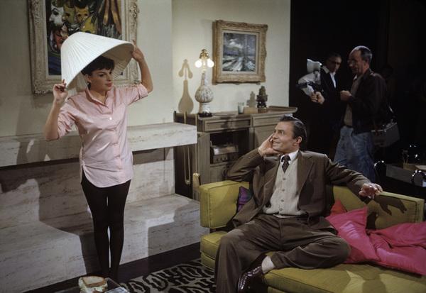 """A Star Is Born""Judy Garland, James Mason1954© 1978 Bob Willoughby - Image 3747_0166"