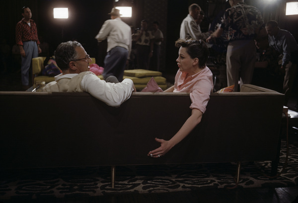 """A Star Is Born""Director George Cukor, Judy Garland1954© 1978 Bob Willoughby - Image 3747_0177"