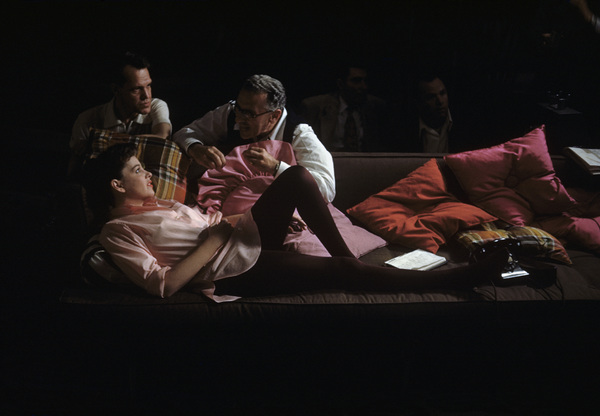 """""""A Star Is Born""""Richard Barstow, director George Cukor, Judy Garland1954© 1978 Bob Willoughby - Image 3747_0178"""