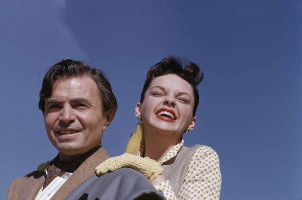 """A Star Is Born""James Mason, Judy Garland1954© 1978 Bob Willoughby - Image 3747_0179"
