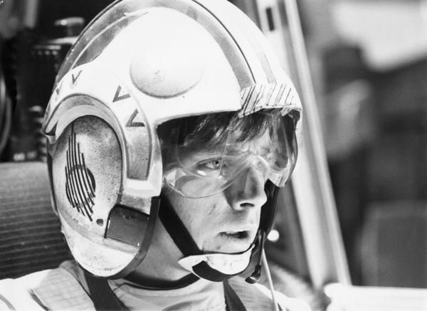 """""""Star Wars"""" Mark Hamill1977 Lucasfilm© 1978 John Jay - Image 3748_0149"""