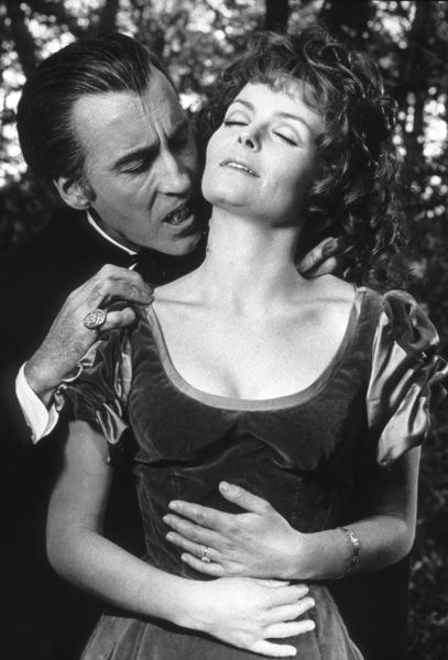 """""""Taste the Blood of Dracula"""" Christopher Lee, Isla Blau1970 Hammer/Warner Bros. - Image 3764_1"""
