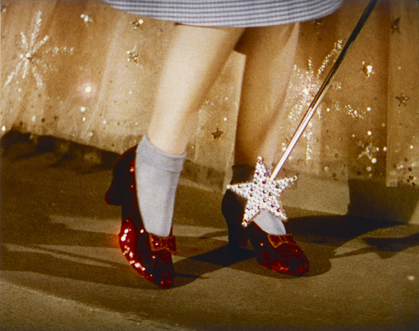 """The Wizard of Oz"" Judy Garland1939 MGM - Image 3823_0034"